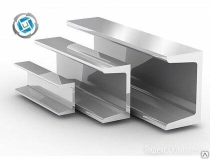 Швеллер горячекатаный 12 У, сталь 09Г2С ГОСТ 8240 97 по цене 45500₽ - Металлопрокат, фото 0