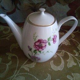 Заварочные чайники - Чайник Заварочный Чехословакия BOHEMIA, 0