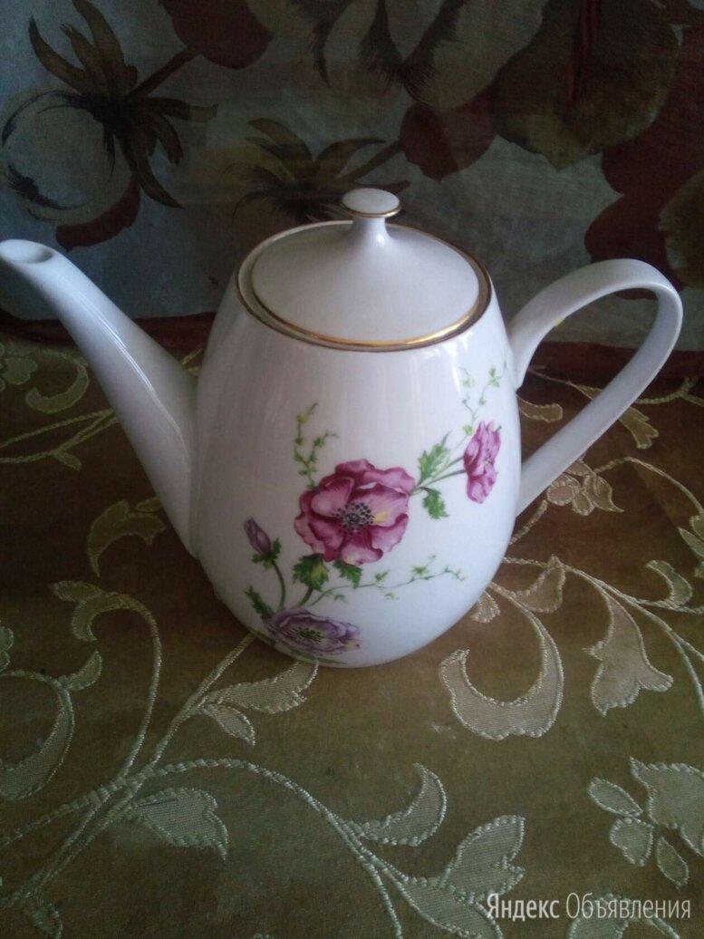 Чайник Заварочный Чехословакия BOHEMIA по цене 750₽ - Заварочные чайники, фото 0