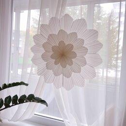 Новогодний декор и аксессуары - Бумажный декор снежинка, 0