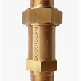 Электромагнитные клапаны - Клапан предохранит.BC-SV-12-28N 1/2''NPTx5/8''SAE, 0
