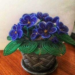 Цветы, букеты, композиции - Цветы из бисера 🌺, 0