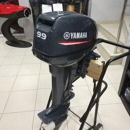 Двигатель и комплектующие  - Yamaha 9.9 Б/У мотор для лодки, 0