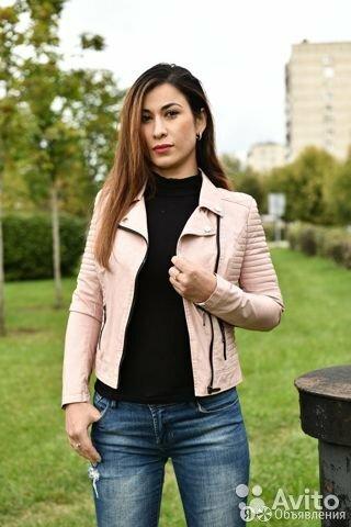 Куртка кожаная женская по цене 4500₽ - Платья, фото 0