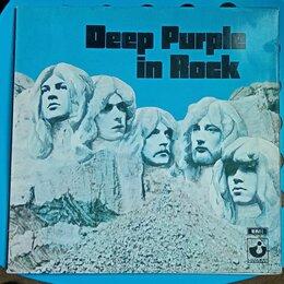 Виниловые пластинки - 1970 — Deep Purple in Rock, 0