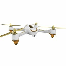 Квадрокоптеры - Квадрокоптер hubsan x4 fpv brushless h501ss , 0