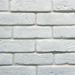 Облицовочный камень - Декоративный кирпич Лондон Брик для внутренней отделки, 0