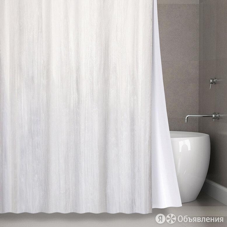 Штора для ванной Bath Plus Silk Collection NO WSV 028 по цене 2890₽ - Шторы, фото 0