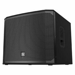 Аудиооборудование для концертных залов - Активный Сабвуфер Elektro-Voice - Ev ekx-18sp , 0
