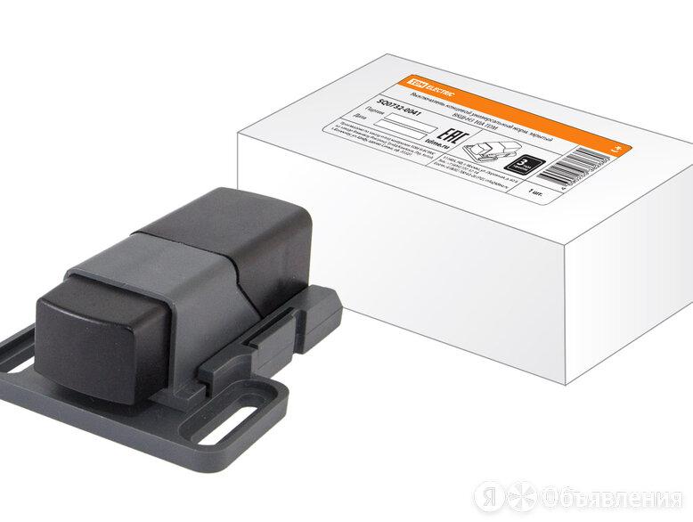 Выключатель концевой универсальный норм. закрытый ВКШ-НЗ 10А TDM 0732-0041 по цене 1025₽ - Концевые, позиционные и шарнирные выключатели, фото 0
