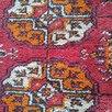 Туркменский  Текинский фабричный  ковёр СССР по цене 5000₽ - Ковры и ковровые дорожки, фото 3