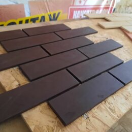 Клинкерная плитка - Клинкерная плитка на сетке, 0