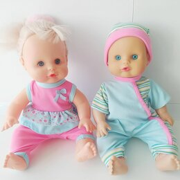 Куклы и пупсы - Кукла  девочка в съемной одежде, 0