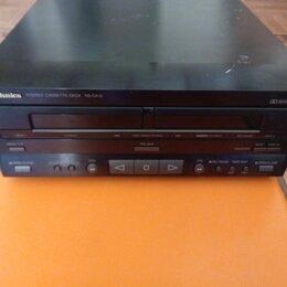 Музыкальные центры,  магнитофоны, магнитолы - Technics RS-CA10 (кассетная дека), 0