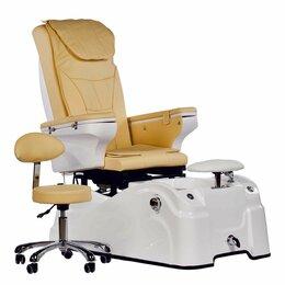 Мебель - Педикюрное кресло-комплекс СПА , массаж, радио , 0