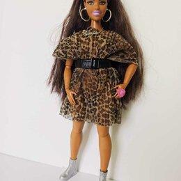 Аксессуары для кукол - Платье с поясом для Барби., 0