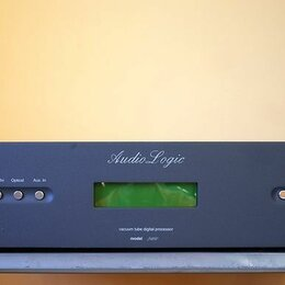 Цифро-аналоговые преобразователи - Цап (DAC) Audio Logic 2400 USA, 0