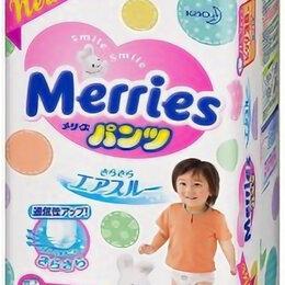 Подгузники - Merries Трусики-Подгузники XL (38шт) 12-22кг, 0