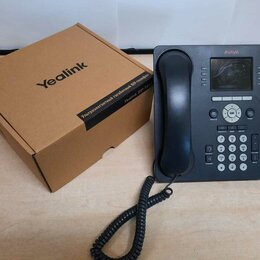 Проводные телефоны - Телефон Avaya 9611G, 0