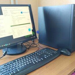 Настольные компьютеры - Пк для игр Core i3-4160 3.6ггц/8GB/500GB, 0