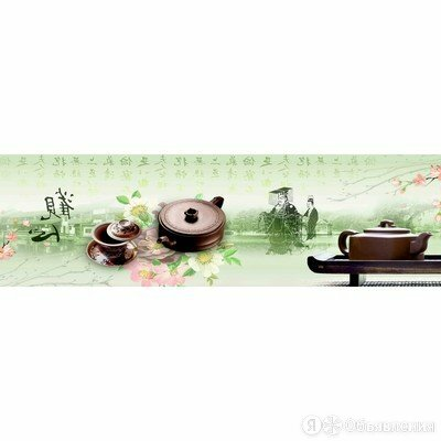 Кухонный фартук 2000х600 мм, закалённое стекло 4 мм, 6 отверстий под крепёж, ... по цене 9095₽ - Комплектующие, фото 0
