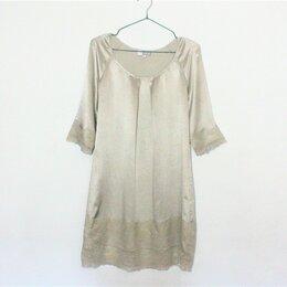 Домашняя одежда - Ночная сорочка натуральный шелк Италия, 0