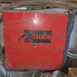 Сварочные аппараты - Сварочный полуавтомат Telwin Mastermig 400, 0