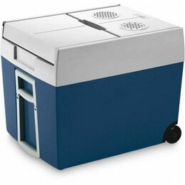 Сумки-холодильники и аксессуары - Автомобильный холодильник Mobicool MT48W синий металлик, 0