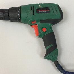 Дрели и строительные миксеры - Дрель-шуруповерт hammer DRL400A, 0