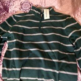 Толстовки - Мужской свитшот WoolOvers зеленый, 0