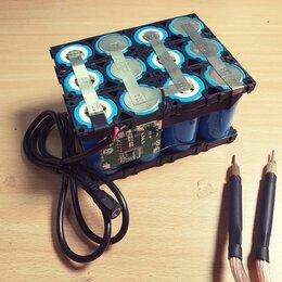 Эхолоты и комплектующие - Аккумулятор LiFePo4 12V 18Ач для эхолота, 0