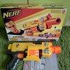 Бластер Nerf N-Strike Barricade RV-10 со стрелами  по цене 1000₽ - Игрушечное оружие и бластеры, фото 1