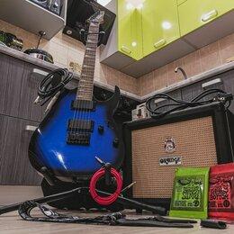 Электрогитары и бас-гитары - Электрогитара IBANEZ GRG121Dx + Orange CRUSH 20LDX Комбоусилитель , 0