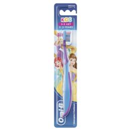 Гигиена полости рта - Щетка зубная для детей Oral-B Kids мягкая 3-5лет, 0