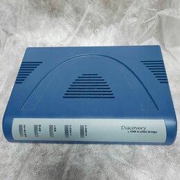 Проводные роутеры и коммутаторы - Flexdsl модем Discovery fg-pam-san-eth CE V2.46d, 0
