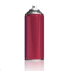 Краски - Краска аэрозольная рубин (3003), 0