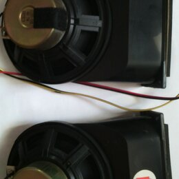 Запчасти к аудио- и видеотехнике - динамики 55085-010 от телевизора Samsung., 0