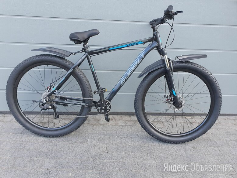 Полуфэтбайк алюминиевый 3.0 по цене 18990₽ - Велосипеды, фото 0