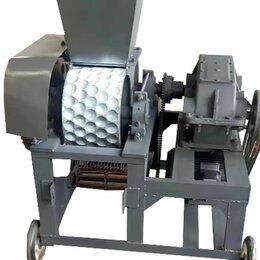 Пресс-станки - Валковый пресс для брикетирования угля STXM-400, 0