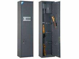 Сейфы - Сейф оружейный Strelec-2E (код+ключ), 0