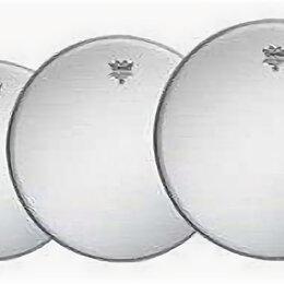 Прочие аксессуары - Remo PP-1002-P4  комплект из 3 пластиков, двуслойные, прозрачные, Powerstroke 4 , 0