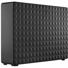 Внешние жесткие диски и SSD - Внешний жесткий диск Seagate Expansion 10 тб, 0