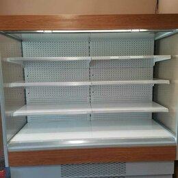Холодильные витрины - Холодильная горка EQTA Alt 1950 Д и Горка EQTA Alt 1650 Д , 0