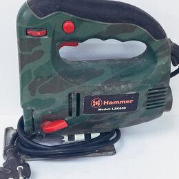 Лобзики - Электролобзик hammer LZK650, 0