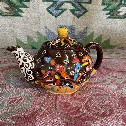 Заварочные чайники - Чайник керамика 12 см Турция, 0