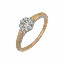 Кольца и перстни - 12038170 Кольцо (Au 585) (18.0) Алмаз-Холдинг, 0
