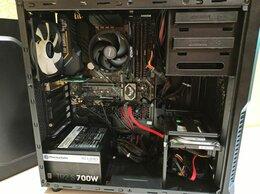Настольные компьютеры - Игровой компьютер Ryzen 5 3600, 16 Гб, SSD, 0