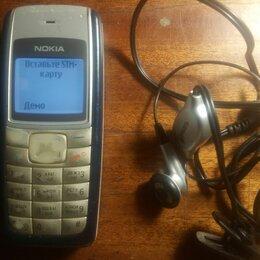 Мобильные телефоны - Сотовый телефон Nokia с гарнитурой, 0