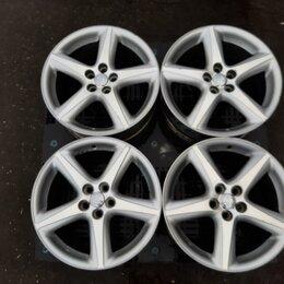 Шины, диски и комплектующие - Toyota Caldina R17 5х100 (с гайками). Без пробега по РФ, 0