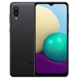 Мобильные телефоны - Samsung galaxy A02, 0